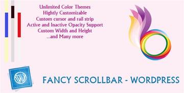 Fancy Scrollbar - WordPress