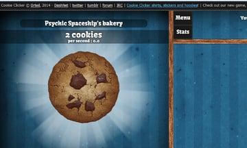 CookieClicker by Orteil