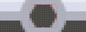 aligning the kingpin to the pixel grid