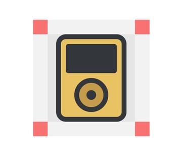 ipod icon finished