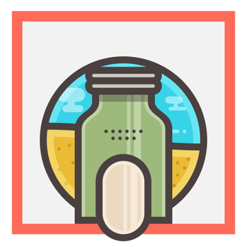 adding highlights to the jars label