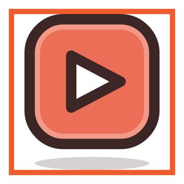youtube icon finished