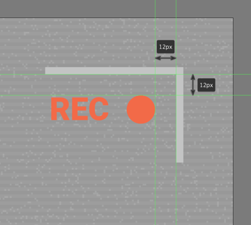 adding the recording state