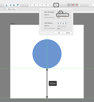 creating and positioning the main shape for the frame