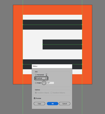 finishing off the right align icon
