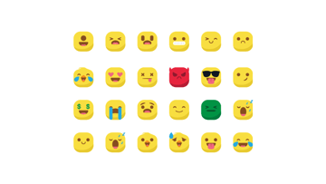 flo emoji icon pack by graphicriver