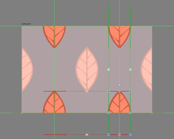 adding the remaining leaves