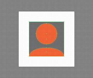 example of taking advantage of the pixel grid