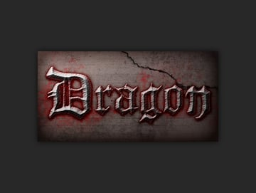 dragon layer style example