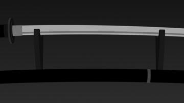 Stand below sword