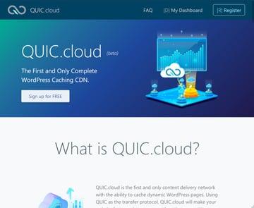 QUICcloud