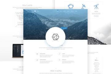 VS Docs - Plantilla web para documentación