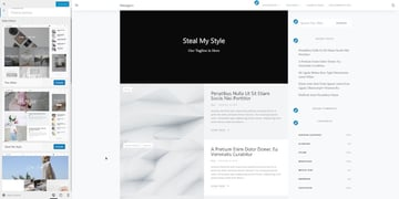 Steal My Style demo preset
