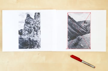 Marking an image as a place holder