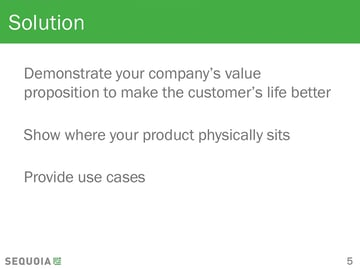 Sequoia Capital Pitch Deck
