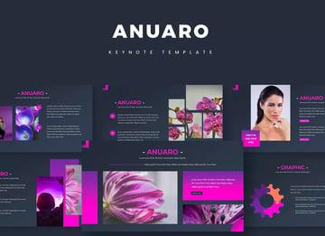 Anuaro - Keynote Template