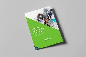 Brochure  Company Bi-Fold