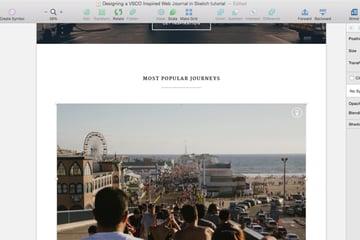 Favorite locations for desktop