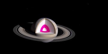 Saturn render