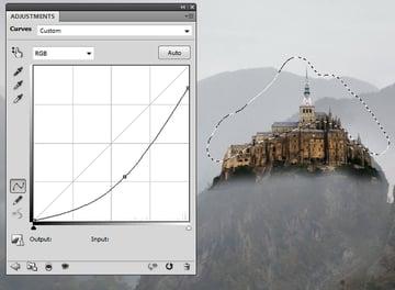castle curves
