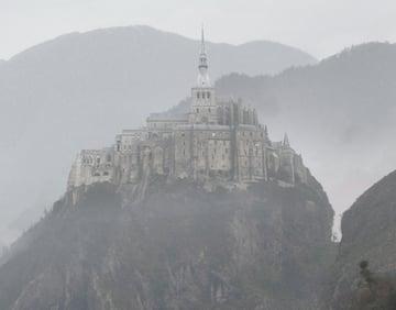 castle layer fill result