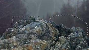 rock masking