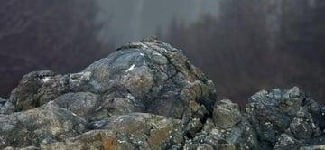 rock masking result
