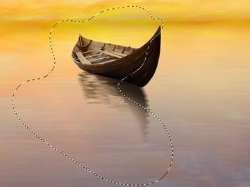 boat curves masking
