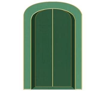 gate door line 1