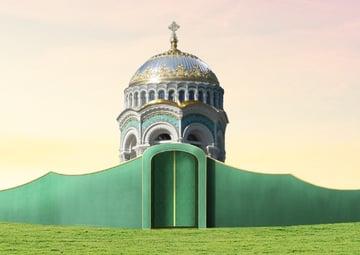 add building 1 dome