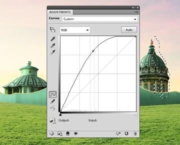 building 3 curves