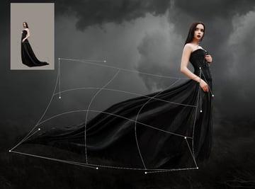 add more dress