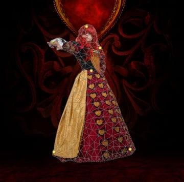 model puppet warp