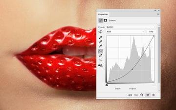 lips curves 2