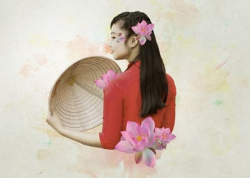 lotuses masking
