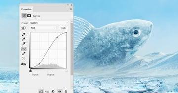 ice texture 2 curves