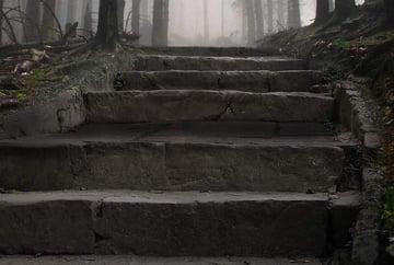 stair D  B overlay mode