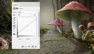 mushroom 3 curves 2