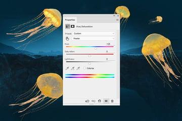 jellyfish hue saturation 1
