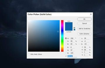 fish color fill