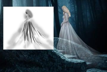 fantasy digital art  -model curves 1 masking