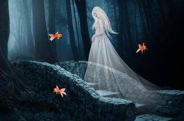 fantasy digital art  - add fish