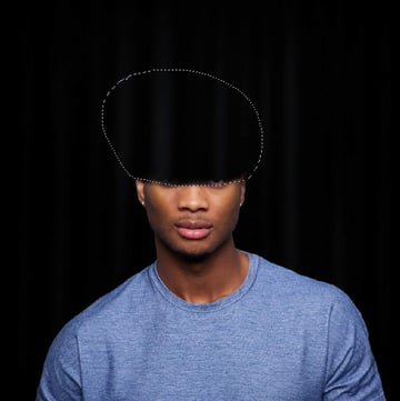 photo effect - model masking