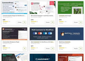 Comments Plugins for WordPress