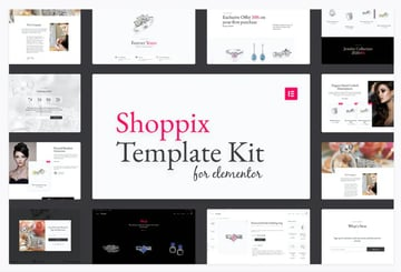 Shoppix template kit
