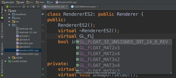 C Debugging in Android Studio