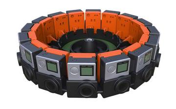 GoPro Jump Array