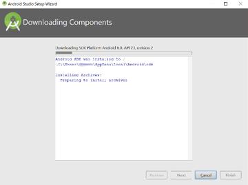 Android SDK Installation On Windows