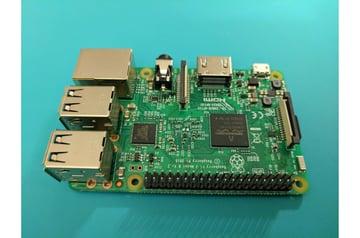 Raspberry Pi 3 Model B Prototyping Board