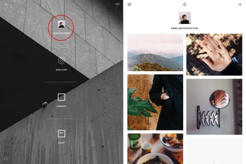 How to edit a post on VSCO Grid